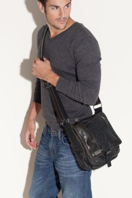 Man purses and men's scraves are going viral with most fashionable ...
