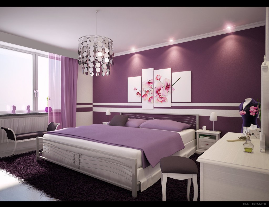 purple haze - ideal king size bed