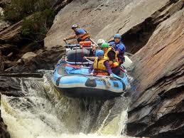River Rafting in Tasmania