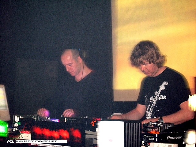 Progressive House Music -Sasha and John Digweed