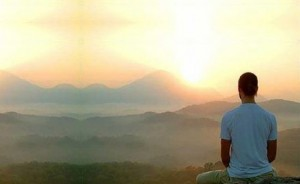 Watching Sunrise - a pleasure experienced at a cellular level in our bodies
