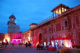 Beautiful Jaipur Palace