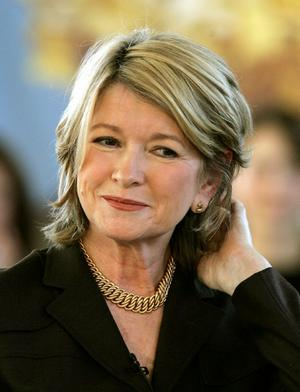 Martha Stewart - a business magnate