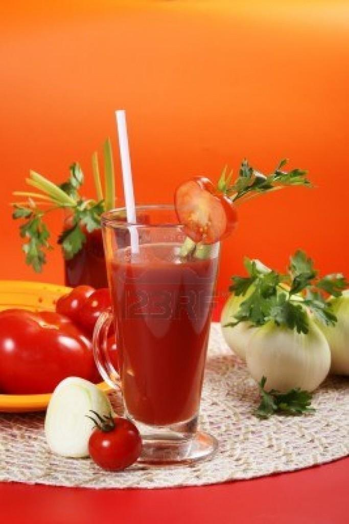 Delicious Tomato Juice