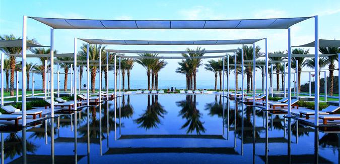 Awesome Resort at Oman