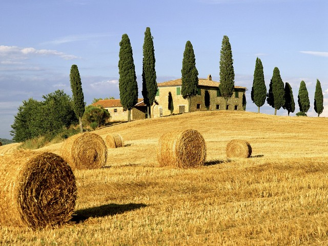 Beautiful Tuscany - a yoga retreat in paradise