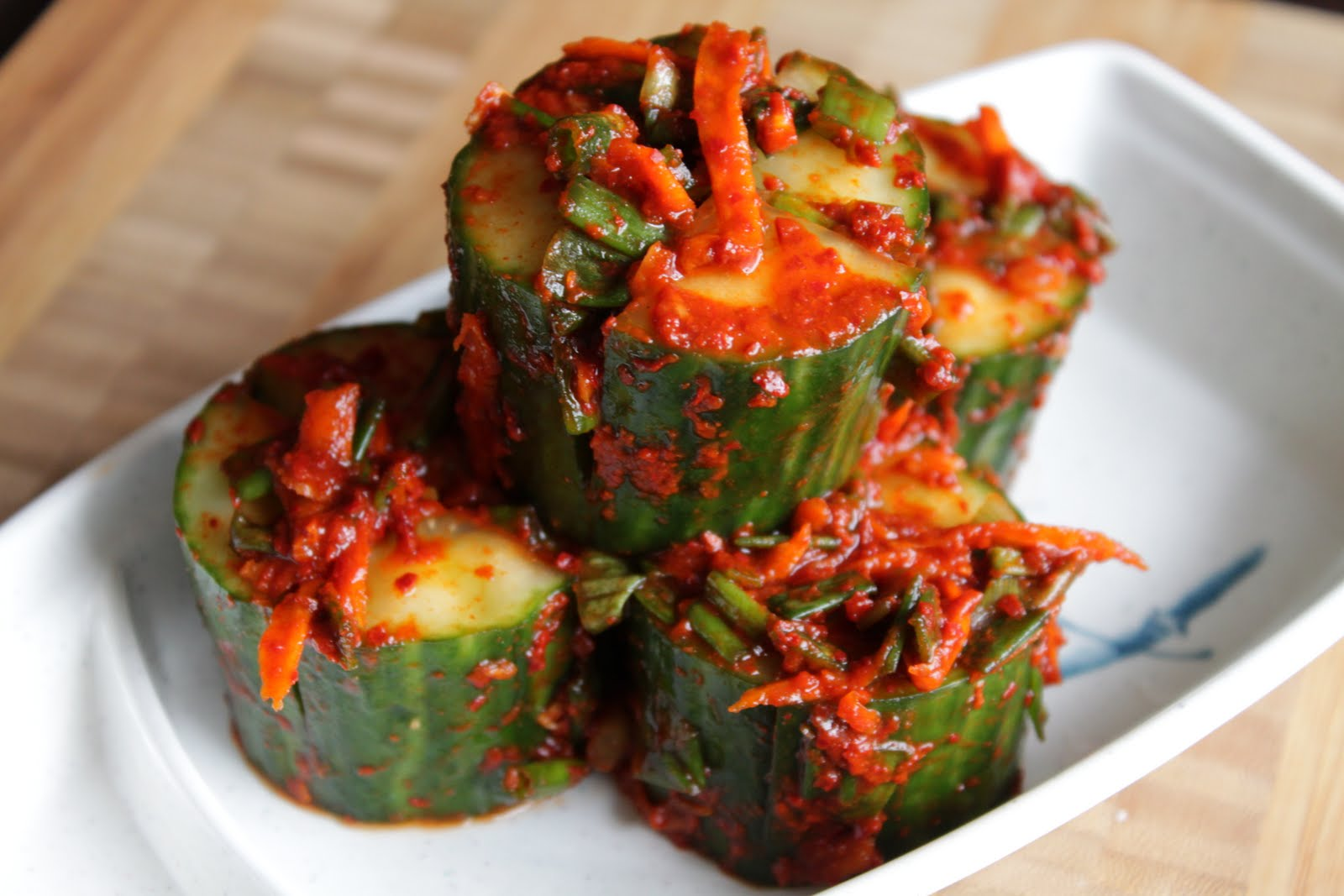 how to make korean kimchi