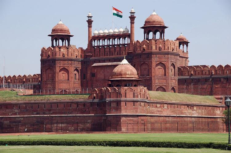 Red Fort at Delhi