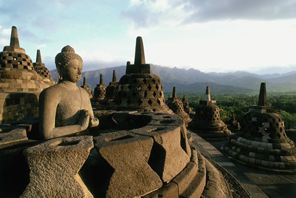 Indonesia - a mixture of cultures and natural beauty