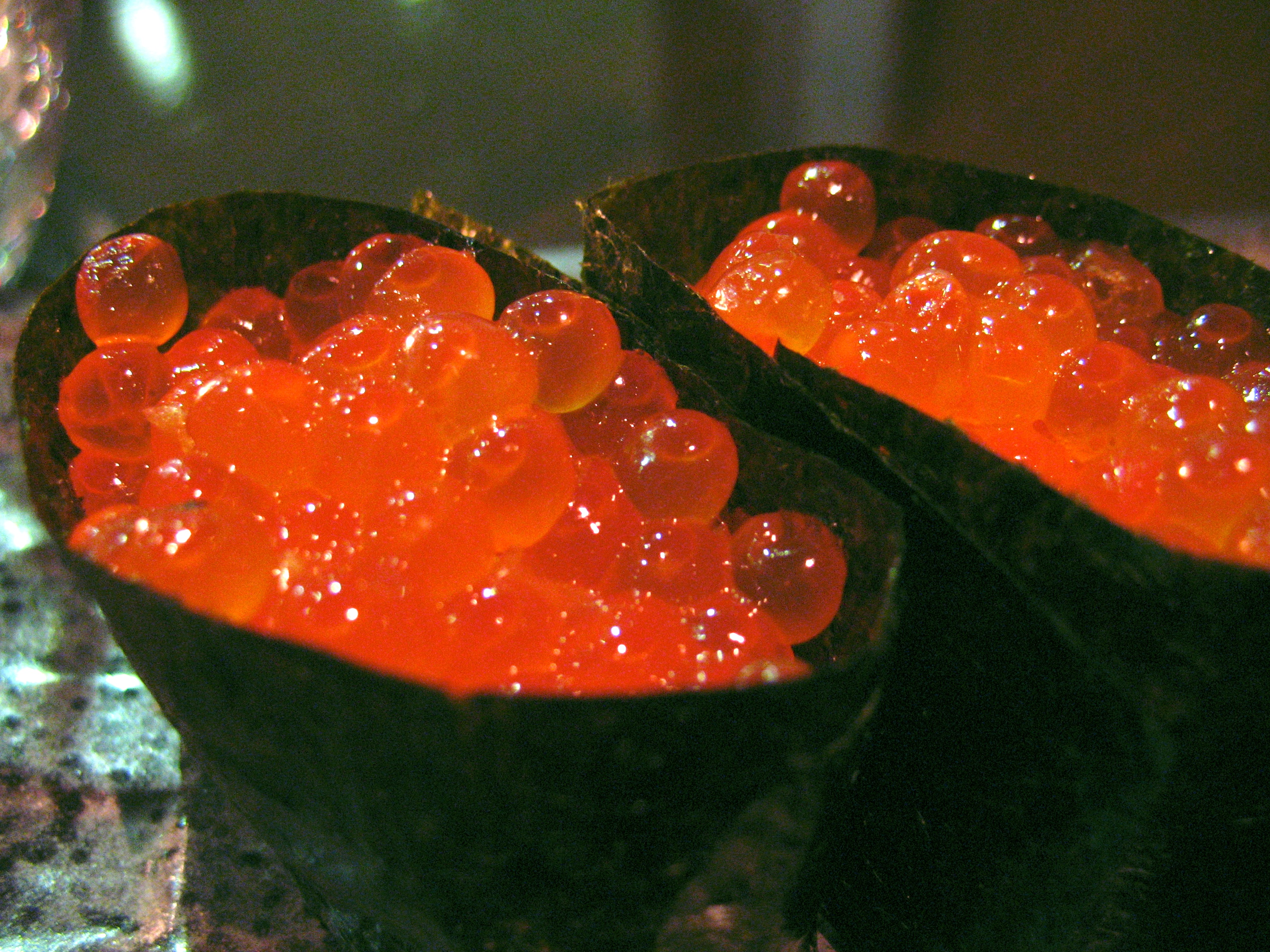Salmon Roe Asian Gourmet Recipes And Very Easy To Make Is This Delicious  Smoked Salmon With