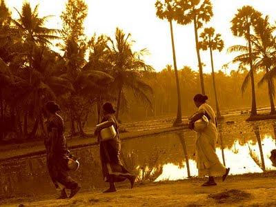 Konaseema culture is a typical rural culture of Andhra