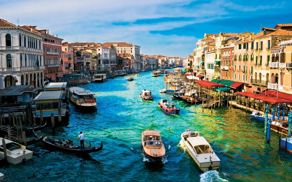 Venice and its paradise