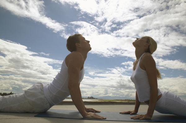 Vinyasa - Couples Yoga
