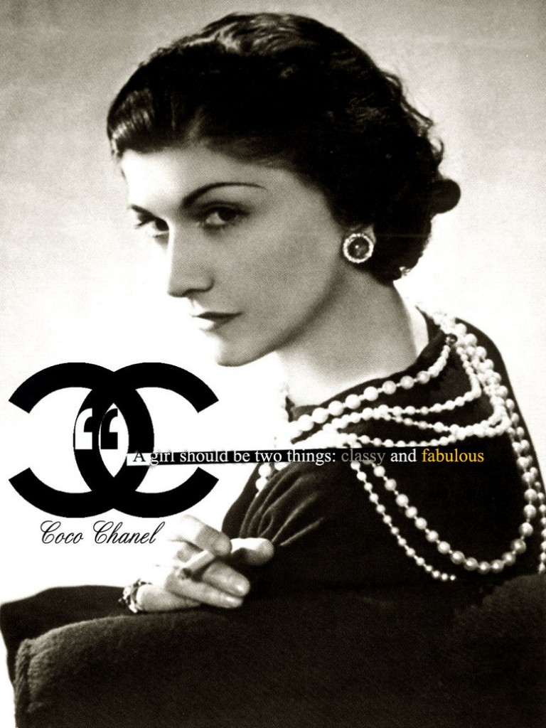 The one and only Coco Chanel