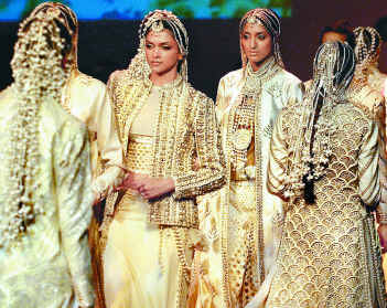 Rohit Bal's - purity of thought collection